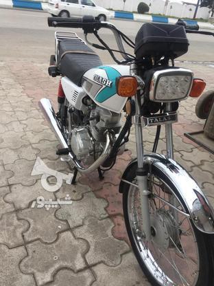 فروش موتور سیکلت در گروه خرید و فروش وسایل نقلیه در مازندران در شیپور-عکس1