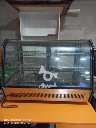 فروش لوازم مغازه بستنی فروشی به علت تغییر شغل در گروه خرید و فروش صنعتی، اداری و تجاری در اردبیل در شیپور-عکس3