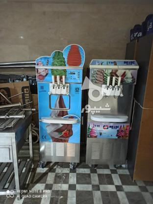 فروش لوازم مغازه بستنی فروشی به علت تغییر شغل در گروه خرید و فروش صنعتی، اداری و تجاری در اردبیل در شیپور-عکس5
