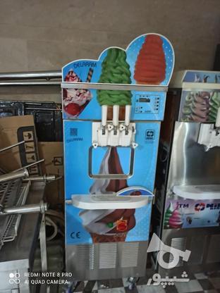 فروش لوازم مغازه بستنی فروشی به علت تغییر شغل در گروه خرید و فروش صنعتی، اداری و تجاری در اردبیل در شیپور-عکس6
