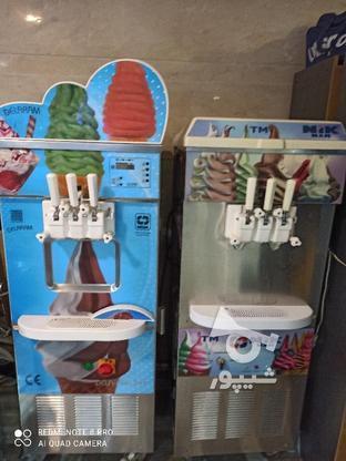 فروش لوازم مغازه بستنی فروشی به علت تغییر شغل در گروه خرید و فروش صنعتی، اداری و تجاری در اردبیل در شیپور-عکس2