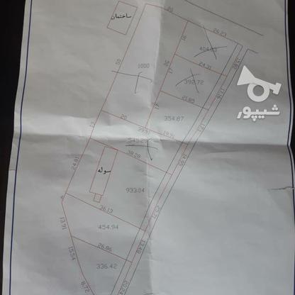 فروش زمین 450 متر در دماوند در گروه خرید و فروش املاک در تهران در شیپور-عکس5