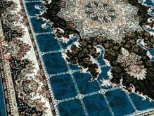 فرش ماشینی هیوا درباری  درسه سایز در شیپور