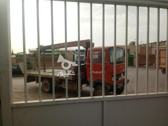 جرثقیل کفی 608 در گروه خرید و فروش وسایل نقلیه در یزد در شیپور-عکس4