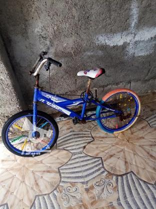 دوچرخه سالم تمیز در گروه خرید و فروش ورزش فرهنگ فراغت در خوزستان در شیپور-عکس1