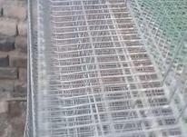 فروش قفس بلدرچین درحد صفر  در شیپور-عکس کوچک
