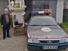 آمبولانس راهیان بهشت در شیپور
