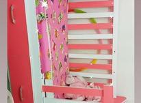 فروش تخت بچه.صورتی رنگ در شیپور-عکس کوچک