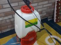 سمپاش موتور دار شارژی در شیپور-عکس کوچک