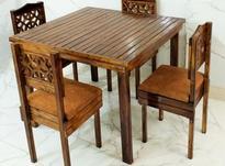 فروش میز قهوه خوری و ناهار خوری سنتی در شیپور-عکس کوچک