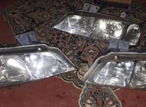 سه عدد چراغ پژو پارس در شیپور-عکس کوچک