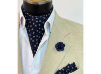 دستمال گردن و دستمال جیب کد G191 در شیپور-عکس کوچک