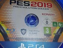 بازی ps4   دیسک pes19    pes2019 در شیپور