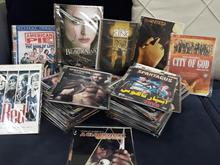 106 عدد dvd فیلم ژانرهای مختلف خارجی در شیپور