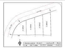 فروش زمین مسکونی 232 متر در قائم شهر نماورکلا در شیپور