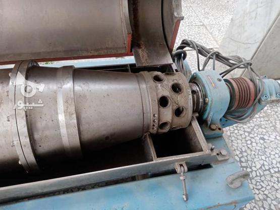 دستگاه سانتریفیوژ یا دکانتر برای جدا سازی روغن در گروه خرید و فروش صنعتی، اداری و تجاری در گیلان در شیپور-عکس4
