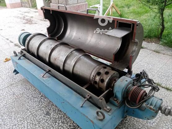 دستگاه سانتریفیوژ یا دکانتر برای جدا سازی روغن در گروه خرید و فروش صنعتی، اداری و تجاری در گیلان در شیپور-عکس6