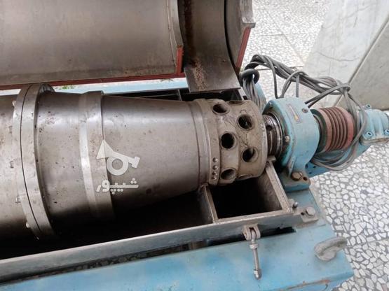 دستگاه سانتریفیوژ یا دکانتر برای جدا سازی روغن در گروه خرید و فروش صنعتی، اداری و تجاری در گیلان در شیپور-عکس3