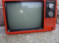 تلوزیون قدیمی(ژاپنی) در شیپور-عکس کوچک