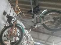دوچرخه سایز16تایوان اصل در شیپور-عکس کوچک
