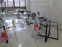 میز صندلی در حد نو در شیپور