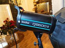 فلاش استودیویی godox qs600ii در شیپور