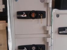 گاوصندوق گنجینه مدل GS1000 دو درب در شیپور