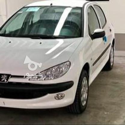 پژو 206 (تیپ2) 1400 سفید فقط نقد تحویل روز  در گروه خرید و فروش وسایل نقلیه در تهران در شیپور-عکس1
