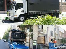 بارگیری وتخلیه بار اسباب منزل با کارگر و ماشین در شیپور