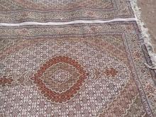 فرش دستباف ماهی خوی 40 رچ جف قالیچه دو تا 3 متری میشه 6 متری در شیپور