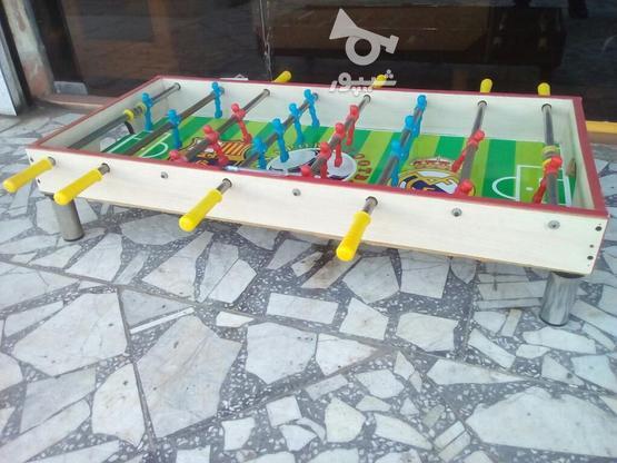 فوتبال دستی با تحویل در گروه خرید و فروش ورزش فرهنگ فراغت در گیلان در شیپور-عکس2