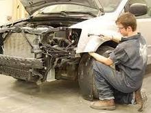 نیاز به صافکار ماهر خودرو سواری در شیپور