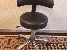 صندلی چرخدار با قابلیت تنظیم ارتفاع  در شیپور