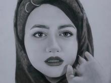 سفارش چهره سیاه قلم  در شیپور