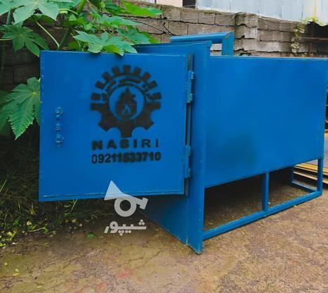 دستگاه تکمیل و قوی برای تولید ذغال در کوره  در گروه خرید و فروش خدمات و کسب و کار در مازندران در شیپور-عکس3