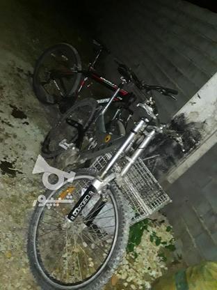 دوچرخه سایز 26 در گروه خرید و فروش ورزش فرهنگ فراغت در مازندران در شیپور-عکس2