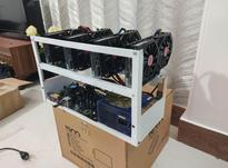 فروش و ساخت ریگ اتریوم 4کارته اقتصادی در شیپور-عکس کوچک