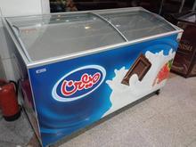 یخچال فریزر بستنی صندوقی کینو و یوگرز  در شیپور