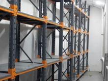 قفسه های پیچ مهره دار در شیپور