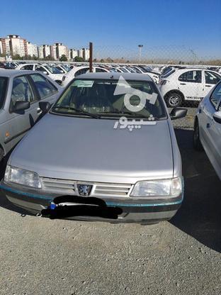 پژو 405GLX 1400 نقرهای در گروه خرید و فروش وسایل نقلیه در تهران در شیپور-عکس1