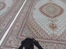 فرش دست بافی 3در4 کرم شش لای در شیپور