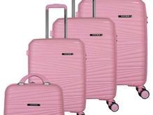 چمدان 4 تکه پارتنر 100 درصد نشگن پروپیلن (کیف ساک) در شیپور