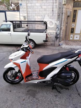 موتور کلیکاصلی تک ریموت در گروه خرید و فروش وسایل نقلیه در تهران در شیپور-عکس7