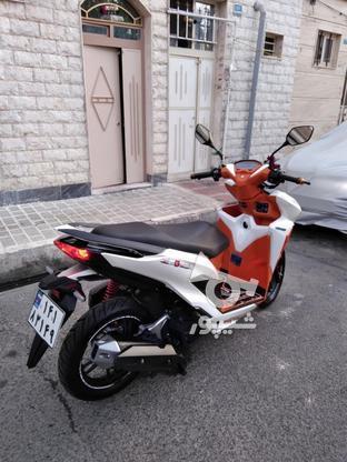 موتور کلیکاصلی تک ریموت در گروه خرید و فروش وسایل نقلیه در تهران در شیپور-عکس5