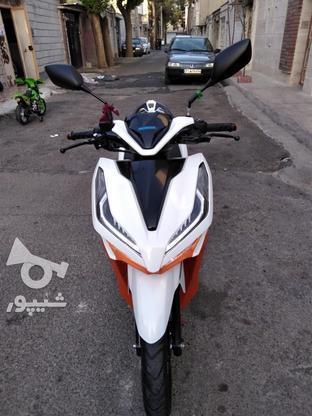 موتور کلیکاصلی تک ریموت در گروه خرید و فروش وسایل نقلیه در تهران در شیپور-عکس2