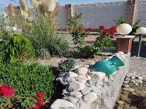 باغ شیک 550 متری داخل مجموعه باغی، آبشار سوم شیدان در شیپور
