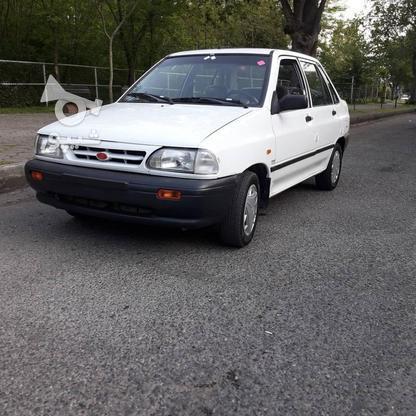 پراید صبا (صندوقدار) 1389 سفید در گروه خرید و فروش وسایل نقلیه در گیلان در شیپور-عکس3