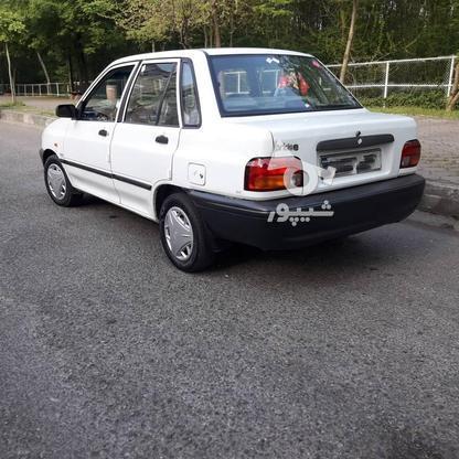 پراید صبا (صندوقدار) 1389 سفید در گروه خرید و فروش وسایل نقلیه در گیلان در شیپور-عکس6