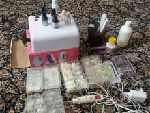 لوازم جانبی ناخن کاری برای بانوان ناخن کار در شیپور