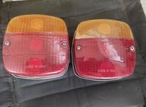 چراغ خطر جیپ در شیپور-عکس کوچک